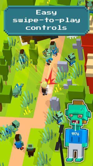 僵尸追赶我的猫游戏图3