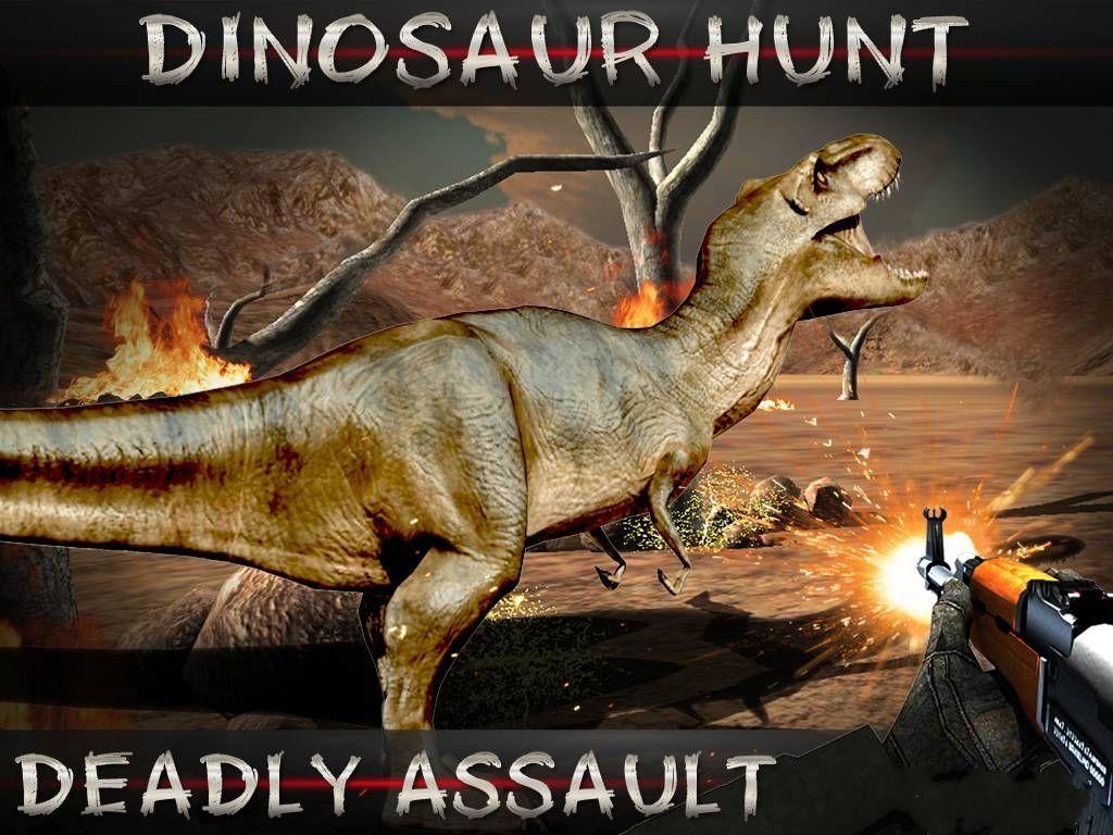 恐龙亨特致命安卓官方版游戏下载图2: