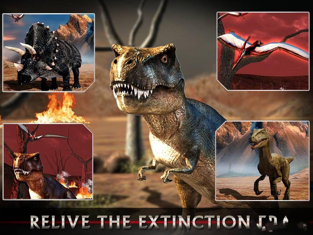 恐龙亨特致命安卓官方版游戏下载图3: