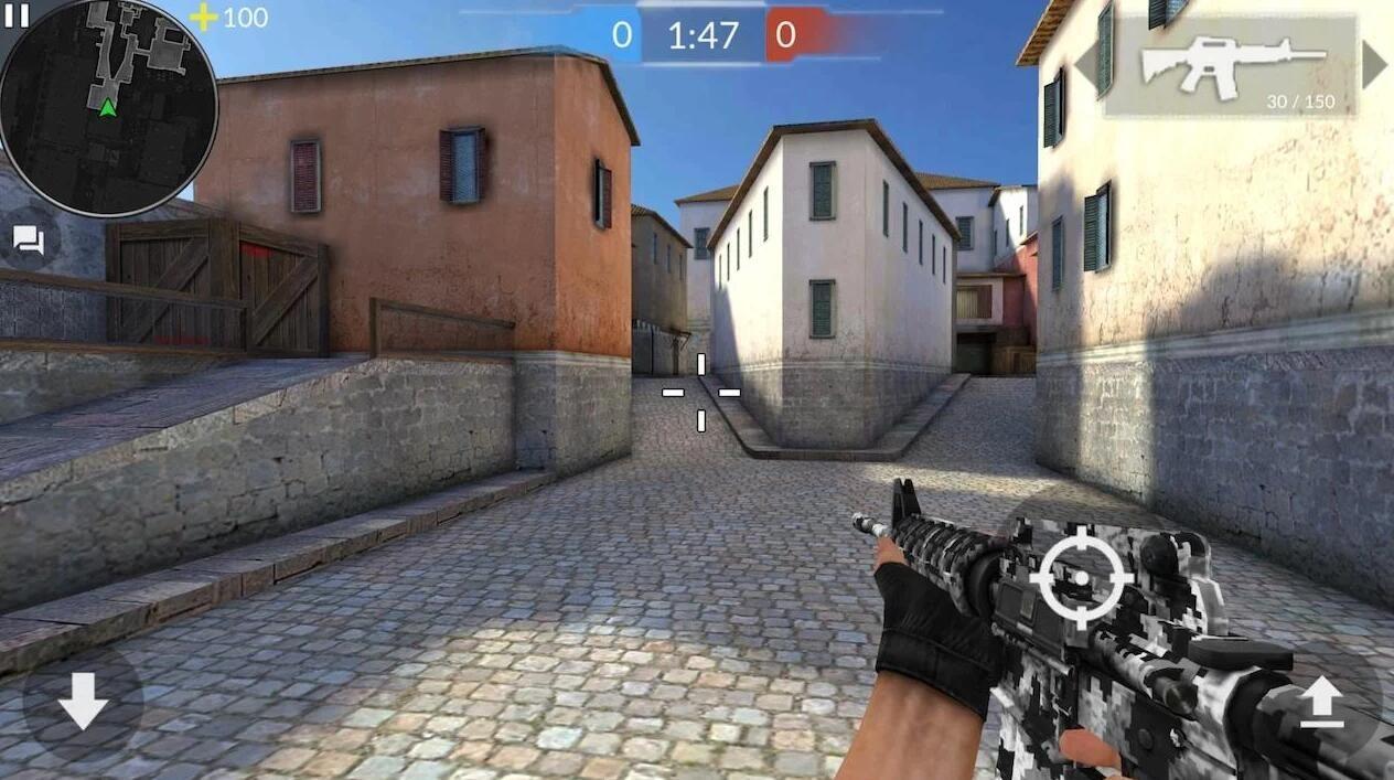 Critical Strike CS游戏官方正版联机版下载图5: