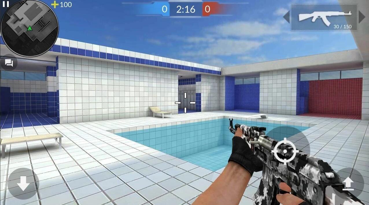 Critical Strike CS游戏官方正版联机版下载图1: