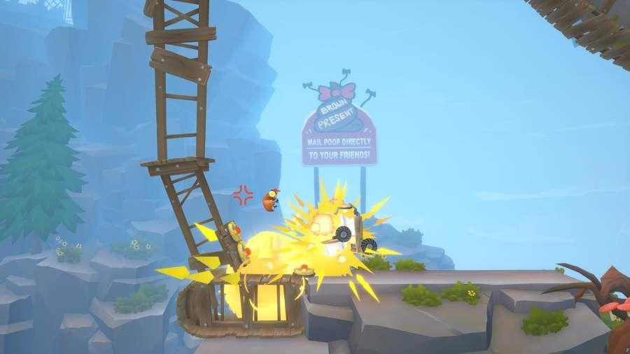 搞笑鸡鸡赛车Animal Super Squad游戏官方下载中文版图3: