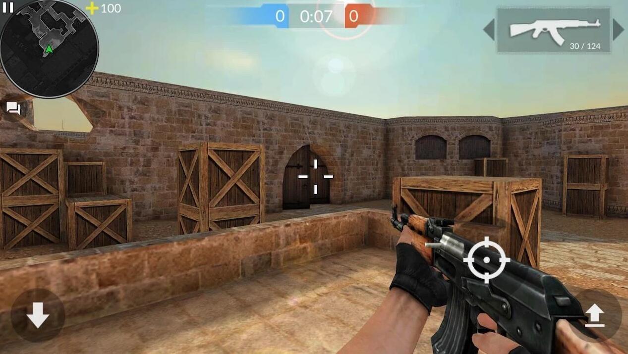 Critical Strike CS游戏官方正版联机版下载图4: