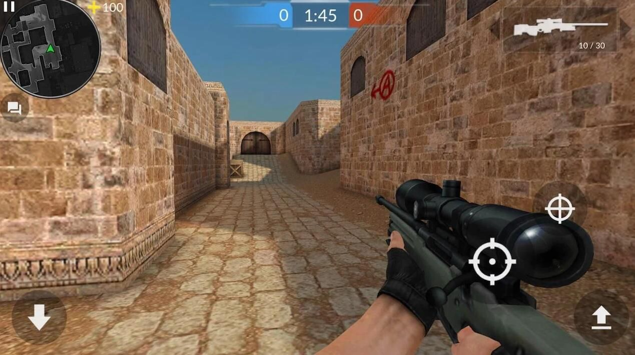 Critical Strike CS游戏官方正版联机版下载图2: