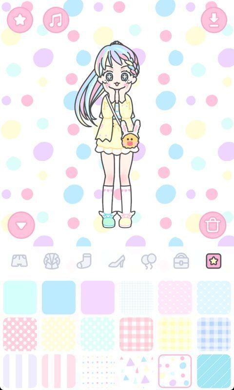 装扮少女手机游戏官方版下载