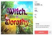 女巫与桃乐茜近日开启众筹 2人独立团队制作RPG手游[多图]
