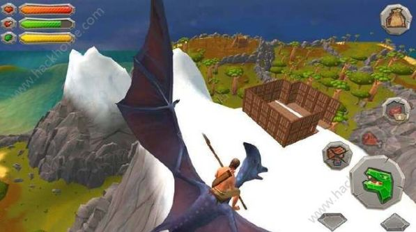 侏罗纪生存岛2安卓官方版游戏下载图1: