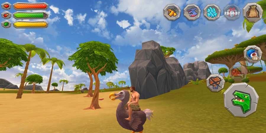 侏罗纪生存岛2安卓官方版游戏下载图3: