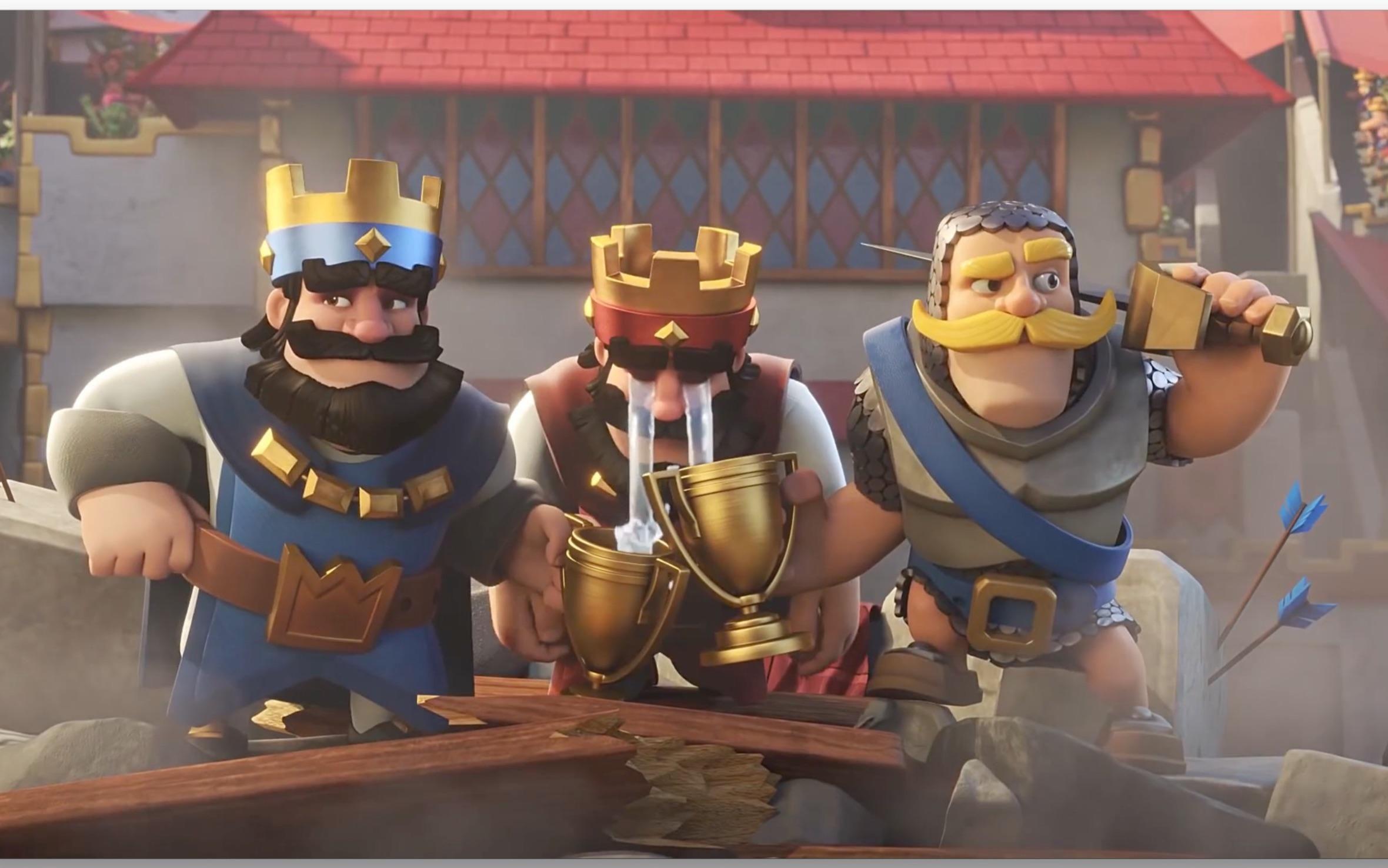 皇室战争巨人和哥布林小故事 巨人鲁特和哥布林铜币[多图]图片2