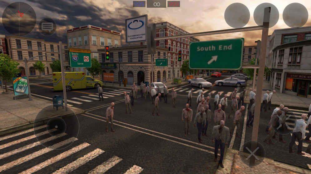 僵尸作战模拟游戏官方网站下载正式版图4: