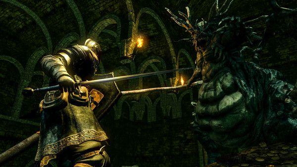 黑暗之魂重制版中文手机版游戏下载图2: