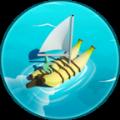 滑稽帆船游戏