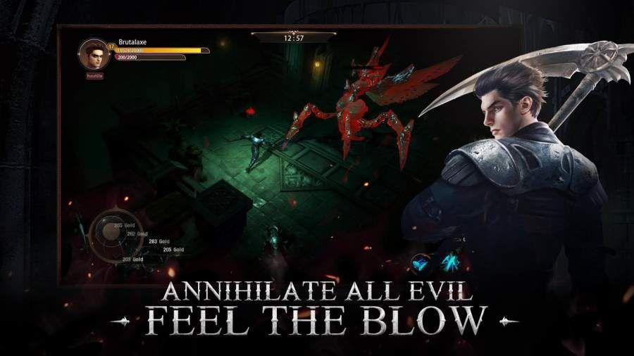 重生之刃官网版下载正式版游戏图3: