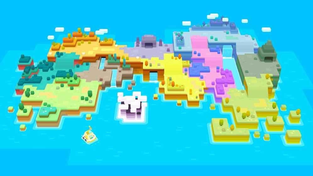 任天堂精灵宝可梦Quest手机游戏最新版下载图5: