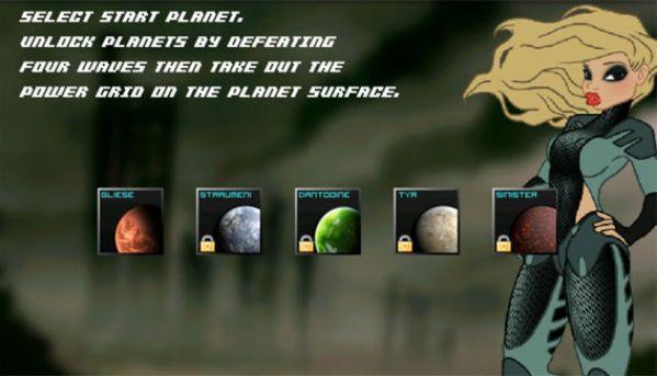 邪恶的星球安卓官方版游戏下载图4:
