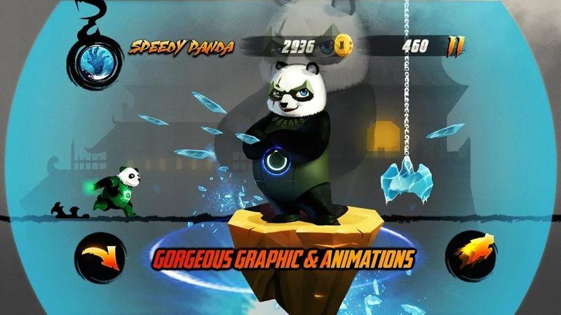 熊猫龙战士安卓官网版游戏下载图1: