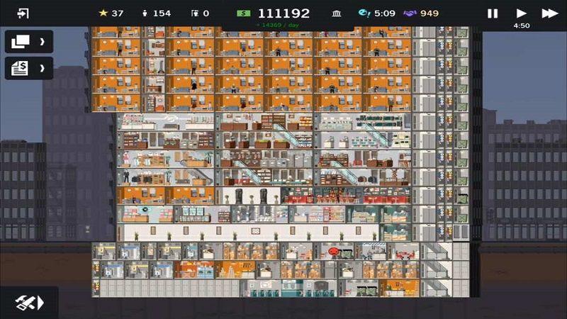 摩天大楼打造记安卓官方版游戏下载图3: