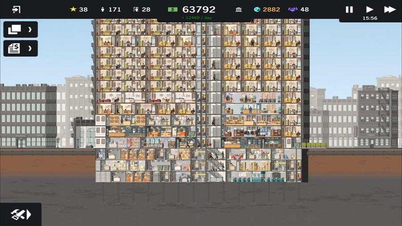 摩天大楼打造记安卓官方版游戏下载图2: