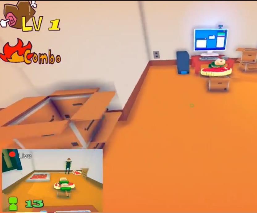 吃播模拟器安卓游戏中文版下载图1: