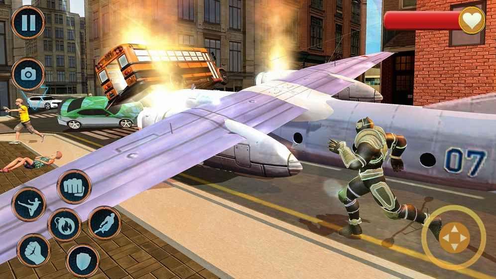 超级英雄黑豹救援任务图3