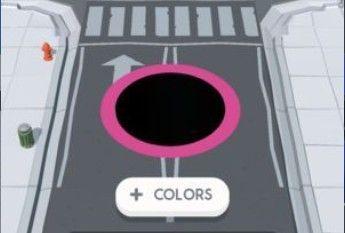 黑洞大作战什么地方人多?Hole.io前期发育技巧分享[多图]图片1