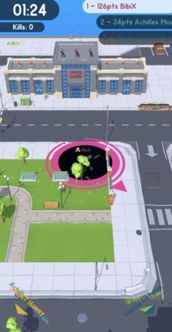 黑洞大作战手游在哪可以玩?贪吃星球holeio玩法攻略[多图]图片2