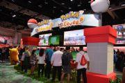 E3展2018精灵宝可梦LET'S GO皮卡丘/伊布试玩[多图]