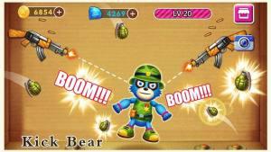 击败恶熊安卓版图1