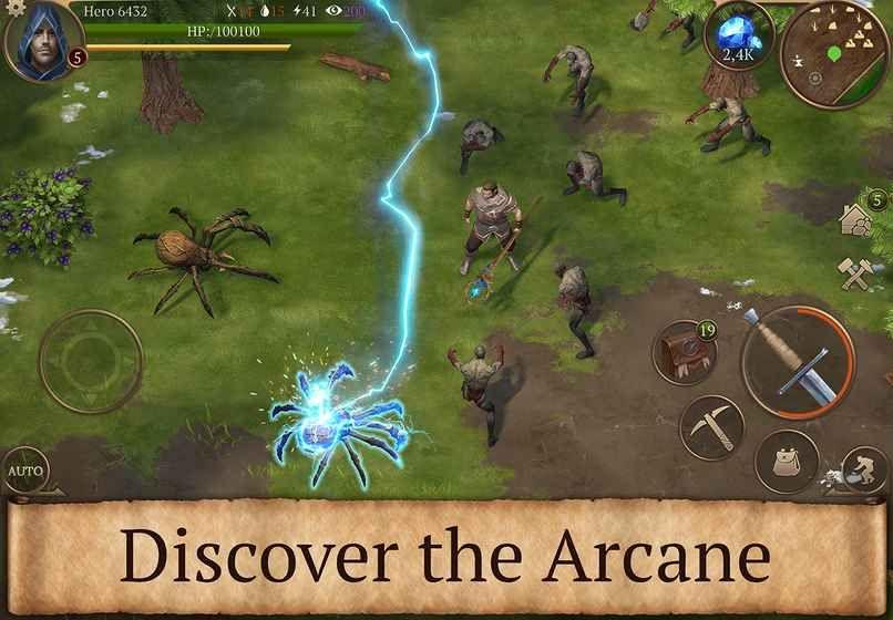 Stormfall生存传奇官方正版手机游戏下载图2: