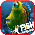 feed and grow fish Arcade大鱼吃小鱼