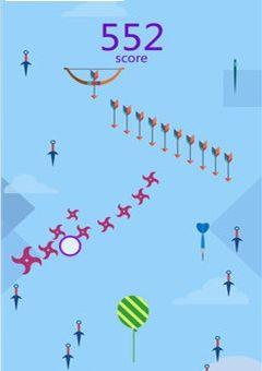 逃生气球无尽天空安卓官方版游戏下载图3:
