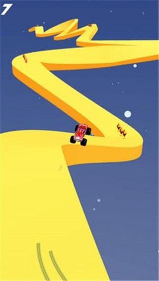 疯狂的道路安卓官方版游戏下载图3: