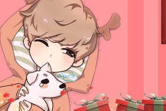 橙光游戏EXO待我长发及腰无限鲜花手机版修改版下载图4: