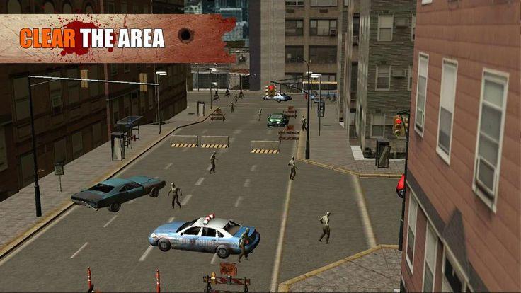 僵尸狙击手FPS边境战争官方安卓版游戏下载图5: