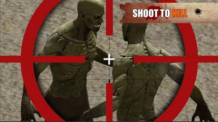 僵尸狙击手FPS边境战争官方安卓版游戏下载图2: