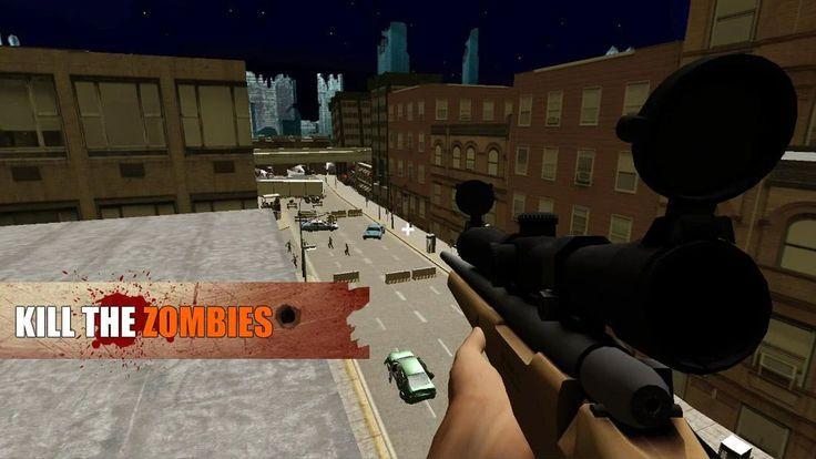 僵尸狙击手FPS边境战争官方安卓版游戏下载图3: