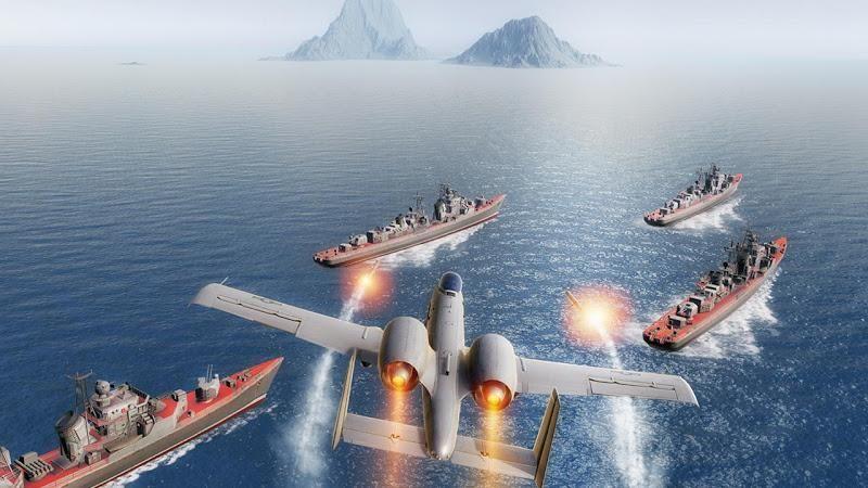 海军战场世界大战安卓官方版游戏图4: