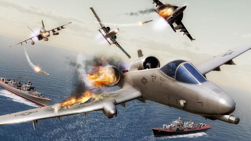 海军战场世界大战安卓官方版游戏图1: