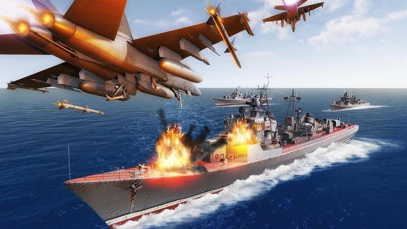 海军战场世界大战安卓官方版游戏图2: