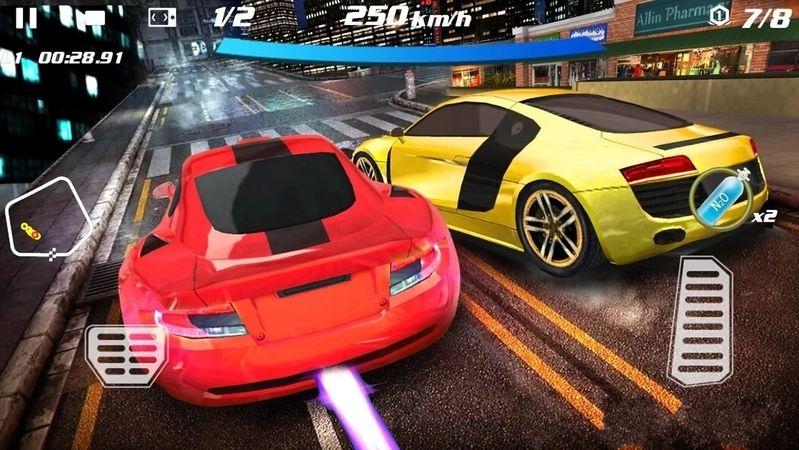 疯狂的赛车3D安卓官方版游戏下载图3: