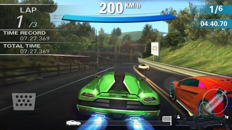 疯狂的赛车3D安卓官方版游戏下载图2: