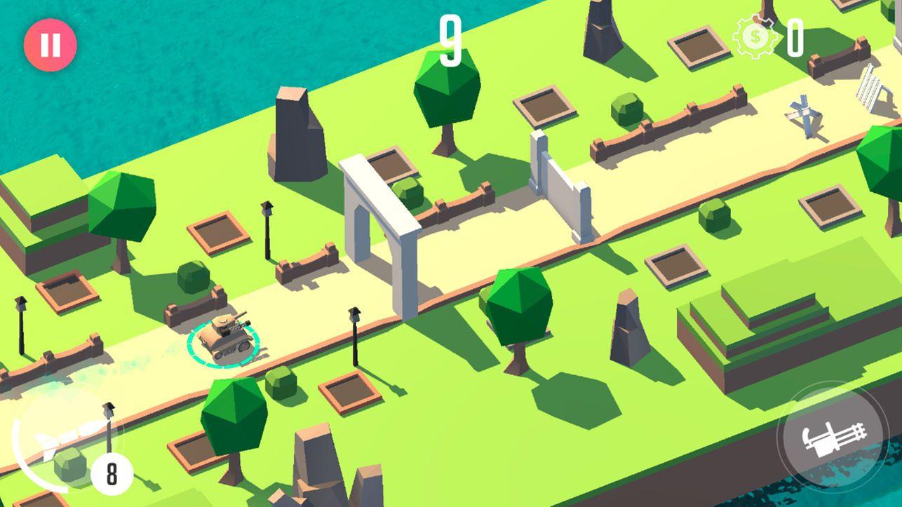 Trail Of Tank手机游戏安卓版图3: