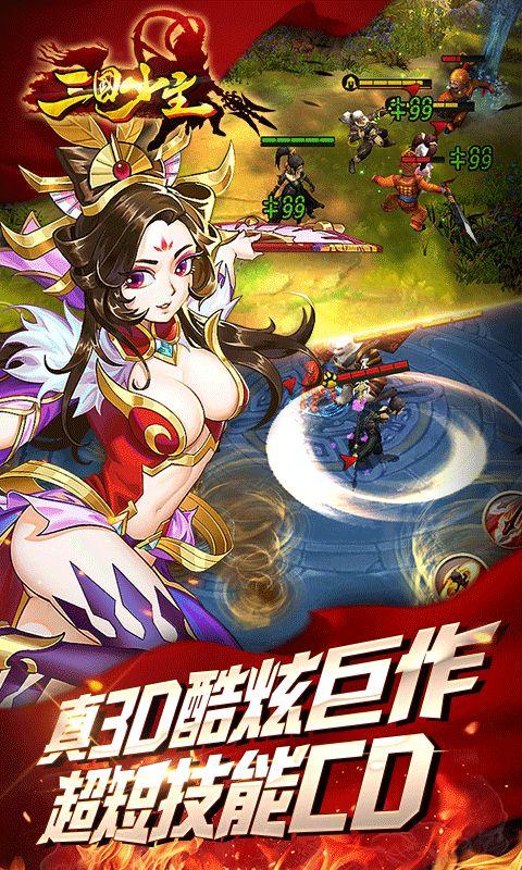 三国少主游戏官方网站下载安卓最新版图3: