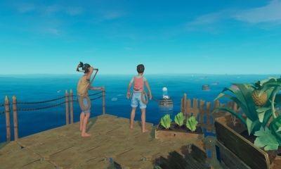海上漂流记中文汉化版游戏下载图1: