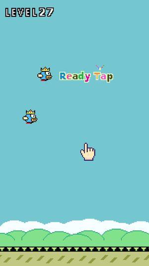 Flappy bird2苹果IOS手机游戏下载图2:
