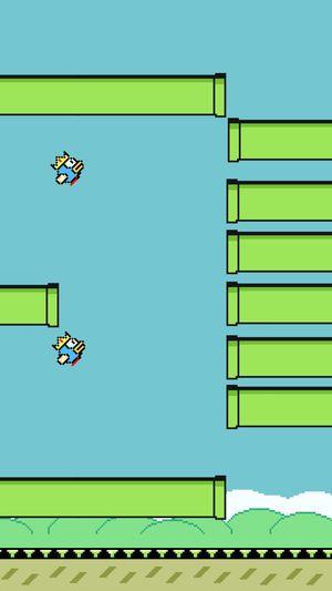 Flappy bird2苹果IOS手机游戏下载图3:
