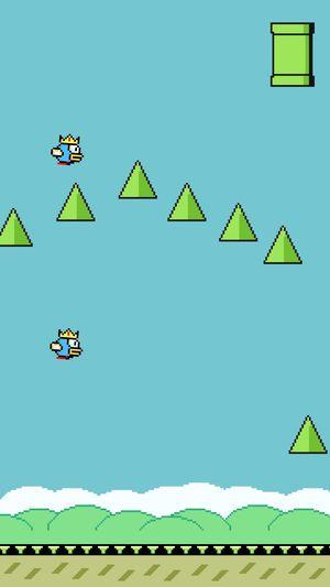 Flappy bird2苹果IOS手机游戏下载图4: