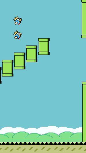 Flappy bird2苹果IOS手机游戏下载图1: