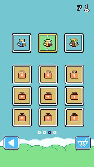 Flappy bird2苹果IOS手机游戏下载图5: