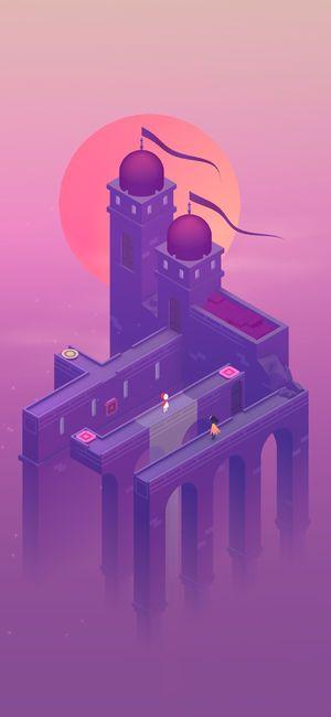 纪念碑谷2安卓官方版游戏下载图1: